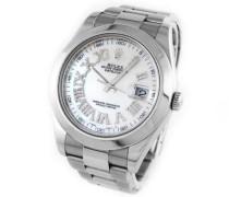 Second Hand DateJust II 41mm Uhren