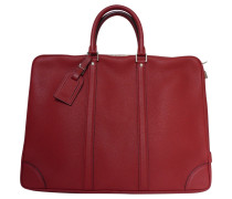 Second Hand Leder Business tasche