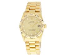 Second Hand Datejust 31mm Gelbgold Uhren