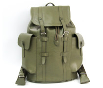 Second Hand Christopher Backpack Leder Taschen
