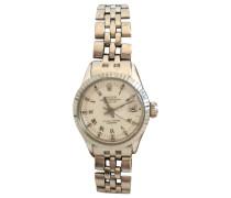 Second Hand Lady DateJust 28mm Weißgold Uhren
