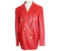 Second Hand Leder Blazer