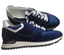 Second Hand Sneakers Veloursleder Marine