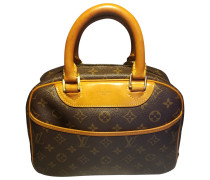 Second Hand Trouville Leinen Handtaschen