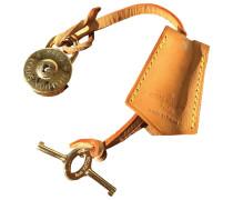 Second Hand Leder Schlüsselanhänger