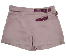 Second Hand Shorts Denim - Jeans Rosa