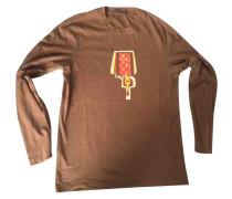 Second Hand Pullover&Sweatshirt Baumwolle Braun
