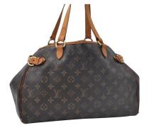 88833f04daa6b Second Hand Batignolles Leinen Handtaschen. Louis Vuitton