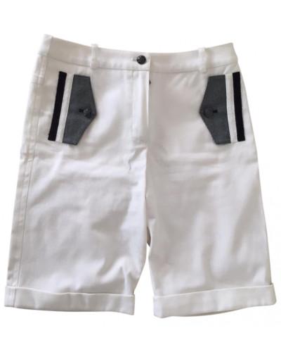 Second Hand Shorts Weiß
