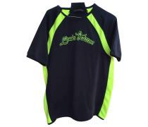 Second Hand T-Shirt Baumwolle Schwarz