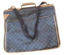Second Hand Leder Reise tasche