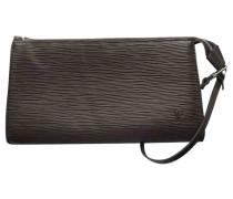 Second Hand Pochette Accessoire Leder Clutches
