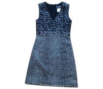 Second Hand Kleid Tweed Grau
