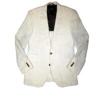Second Hand Jacke.Blouson Wolle Weiß