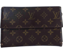 8e23a45d981a4 Second Hand Leinen Portemonnaies. Louis Vuitton