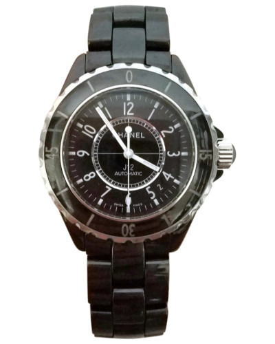 Second Hand J12 Exotenleder montre
