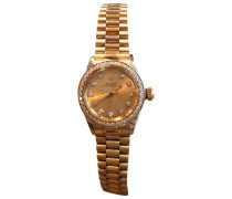 Second Hand Lady DateJust 26mm Gelbgold Uhren