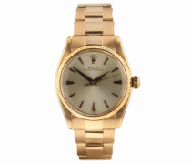 Second Hand Oyster Perpetual 31mm Roségold Uhren