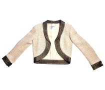Second Hand Jacke Tweed Beige