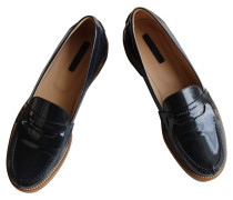 Second Hand Patent leather mocassins