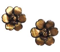 Second Hand Camélia boucles d'oreilles