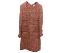 Second Hand Tweed Maxi kleid