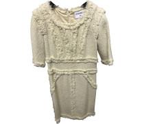 Second Hand Tweed Midi kleid