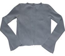 Second Hand Pullover Viskose Blau