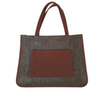 Second Hand Tweed shopper