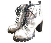 Second Hand Star Trail Leder Geschnürt boots
