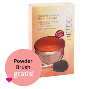 Hello Sunshine Bronzing Set