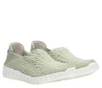 Sneaker aus Gummi in hellGrün