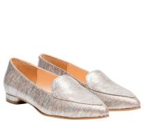 Loafer aus Leder in Mehrfarbig