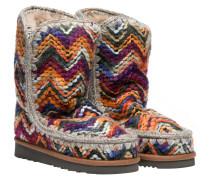 Stiefel aus Gummi in Mehrfarbig