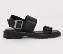 Sandale 'Kalea' schwarz
