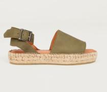 Sandale 'Jeena' grün