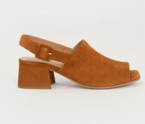 Sandale 'Idelia' braun