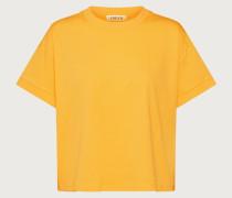 T-Shirt 'Selena' gelb
