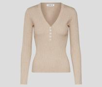 Pullover 'Alesia' beige
