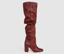 Stiefel 'Martje' rot