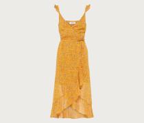 Kleid 'Inken' gelb