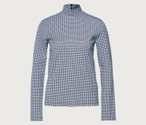Shirt 'Ileana' blau