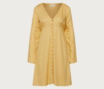 Kleid 'Leonore' gelb