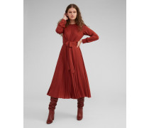 Kleid 'Ravena' braun