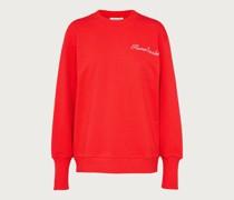 Sweater 'Mina' rot