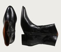 Cowboy-Stiefel 'Enna' schwarz
