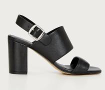 Sandale 'Maggie' schwarz