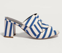 Schuh 'Elle' blau