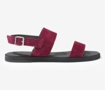 Sandale 'Cecelia' rot