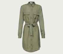 Kleid 'Farha' grün